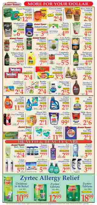 Market Basket - deals are valid from 08/23/20 to 08/29/20 - page 9.