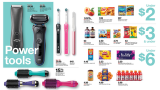 Target - deals are valid from 08/09/20 to 08/15/20 - page 19.