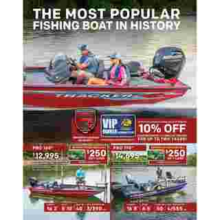 Bass Pro Shops - deals are valid from 01/01/20 to 01/01/21 - page 11.