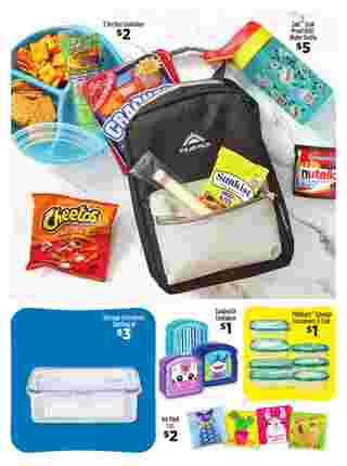 Dollar General - deals are valid from 07/05/20 to 08/29/20 - page 8.