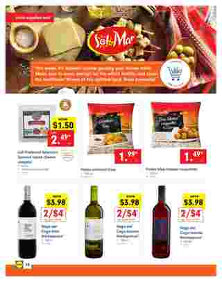 Lidl - deals are valid from 04/24/19 to 04/30/19 - page 14.