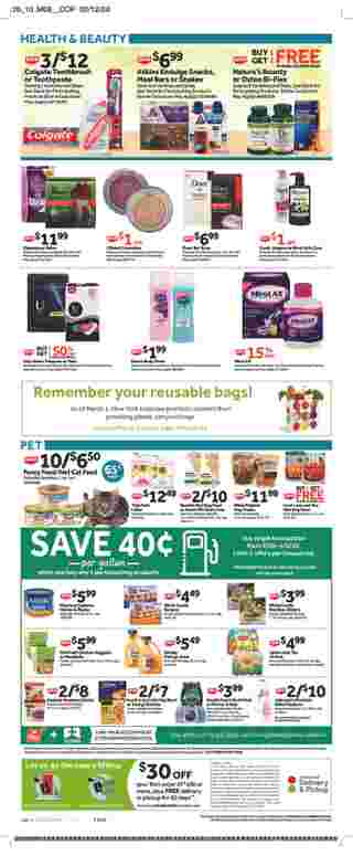 Stop & Shop - deals are valid from 02/28/20 to 03/05/20 - page 12.