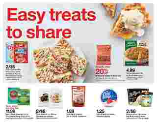 Target - deals are valid from 11/22/20 to 11/28/20 - page 42.