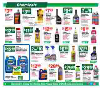 O'reilly - deals are valid from 06/24/20 to 07/28/20 - page 8.