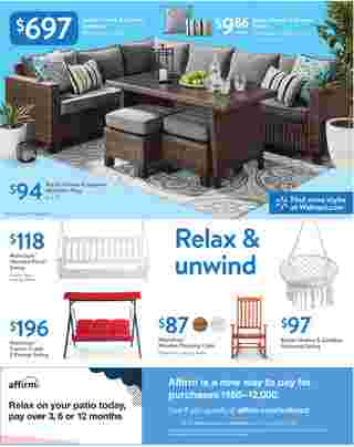 Walmart - deals are valid from 04/26/19 to 05/11/19 - page 22.