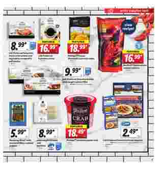 Lidl - deals are valid from 04/01/20 to 04/07/20 - page 5.
