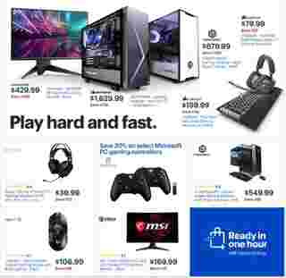 Best Buy - deals are valid from 06/09/19 to 06/15/19 - page 10.