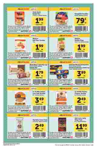Safeway - deals are valid from 01/02/20 to 02/04/20 - page 22.