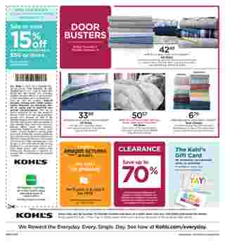 Kohl's - deals are valid from 02/07/20 to 02/17/20 - page 20.