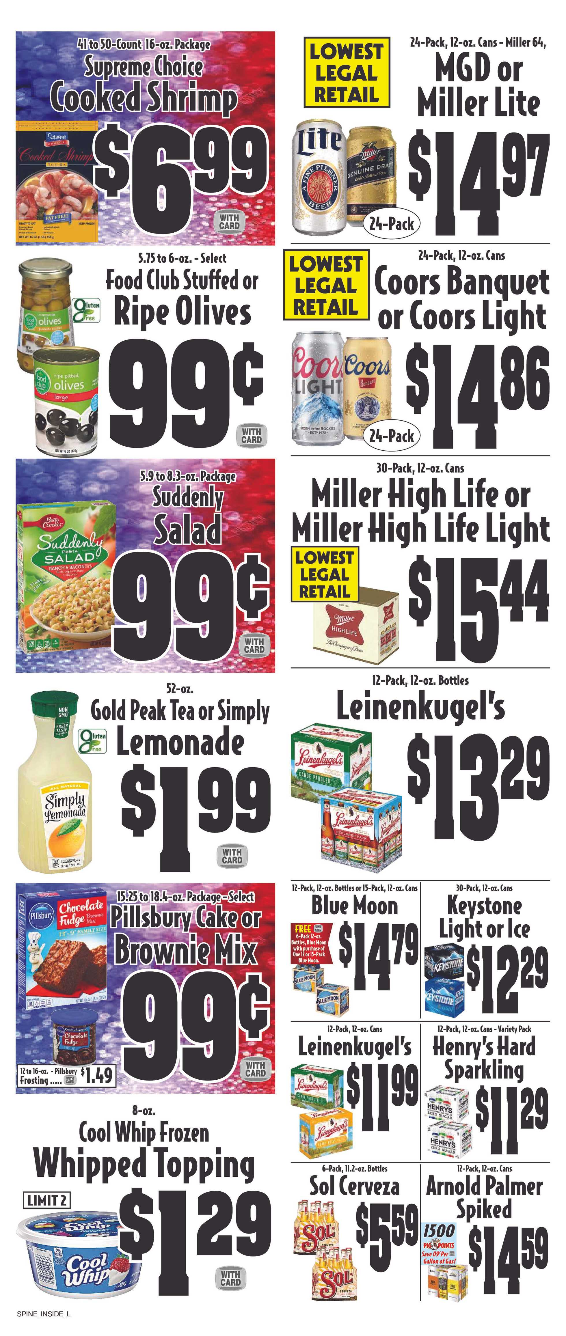 Piggly Wiggly - deals are valid from 08/28/19 to 09/03/19 - page 2.