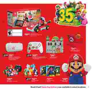 GameStop - deals are valid from 10/21/20 to 01/01/21 - page 8.