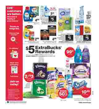 CVS - deals are valid from 02/09/20 to 02/15/20 - page 5.