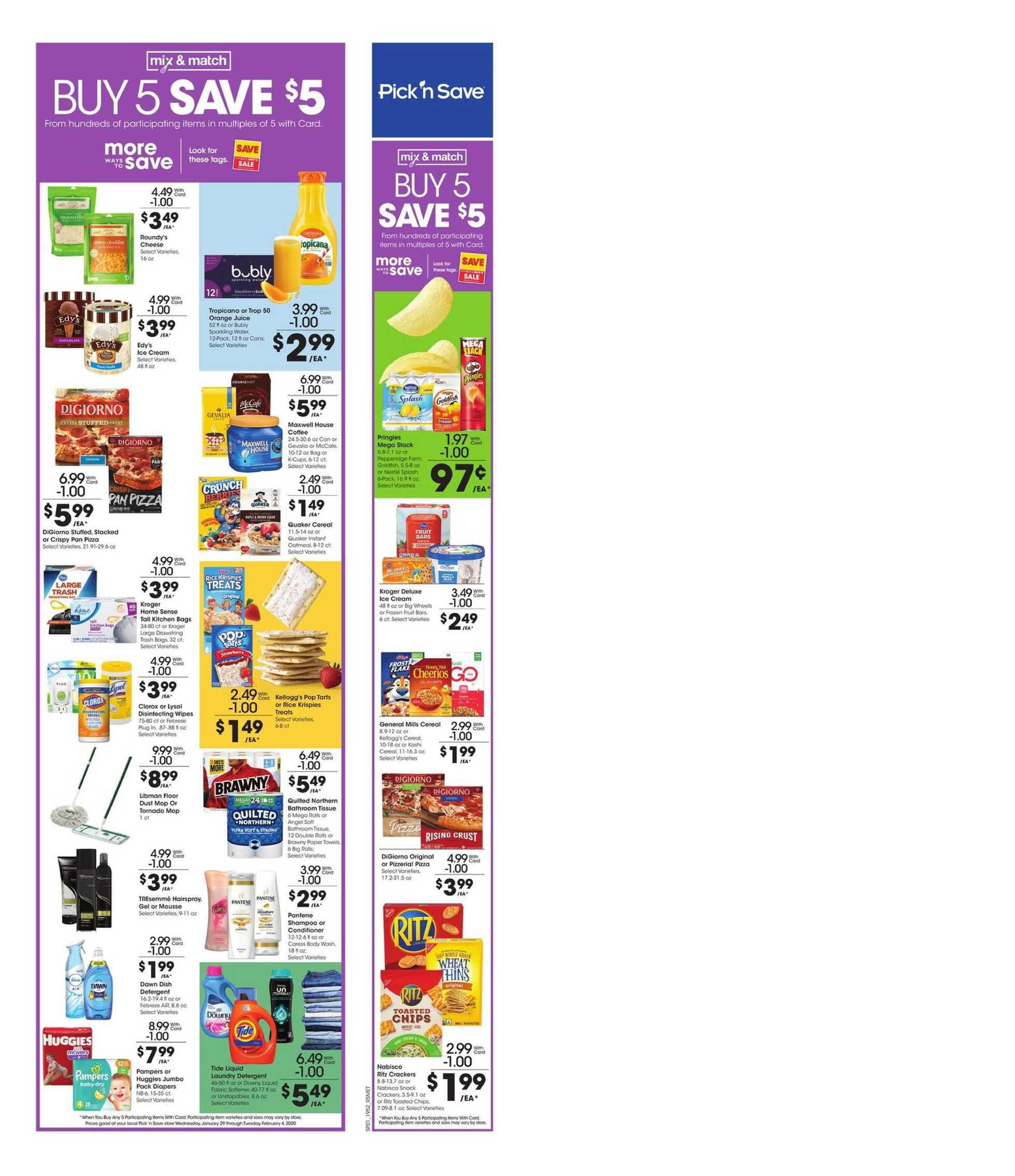 Pick n Save - deals are valid from 01/29/20 to 02/04/20 - page 2.