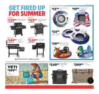 Academy Sports + Outdoors - deals are valid from 05/26/19 to 06/01/19 - page 6.