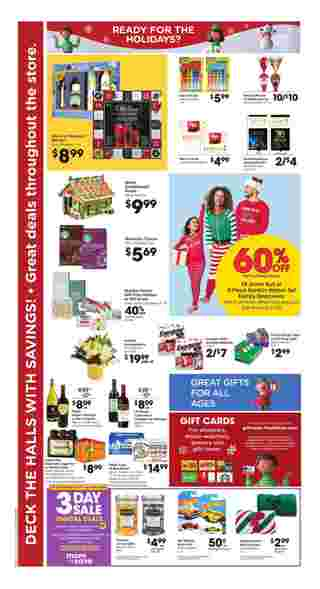 Fred Meyer - deals are valid from 12/18/19 to 12/24/19 - page 10.