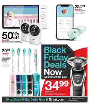 Target - deals are valid from 11/22/20 to 11/28/20 - page 36.