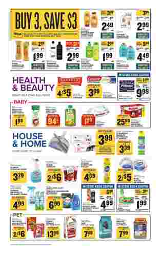 Food Lion - deals are valid from 09/18/19 to 09/24/19 - page 8.