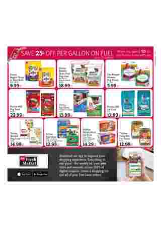 D&W Fresh Market - deals are valid from 05/03/20 to 05/09/20 - page 5.