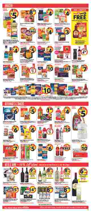 Winn Dixie - deals are valid from 10/16/19 to 10/22/19 - page 5.