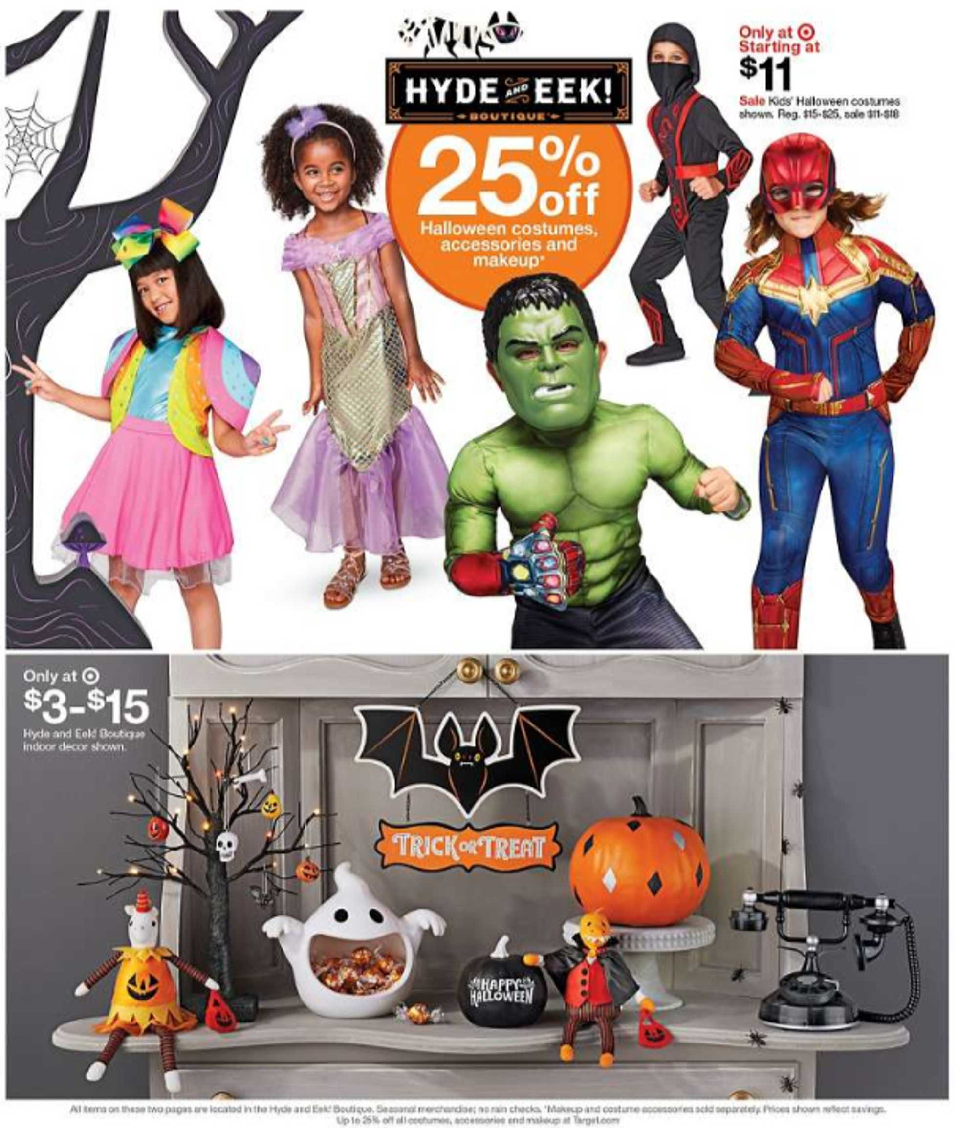 Target - deals are valid from 10/13/19 to 10/19/19 - page 2.