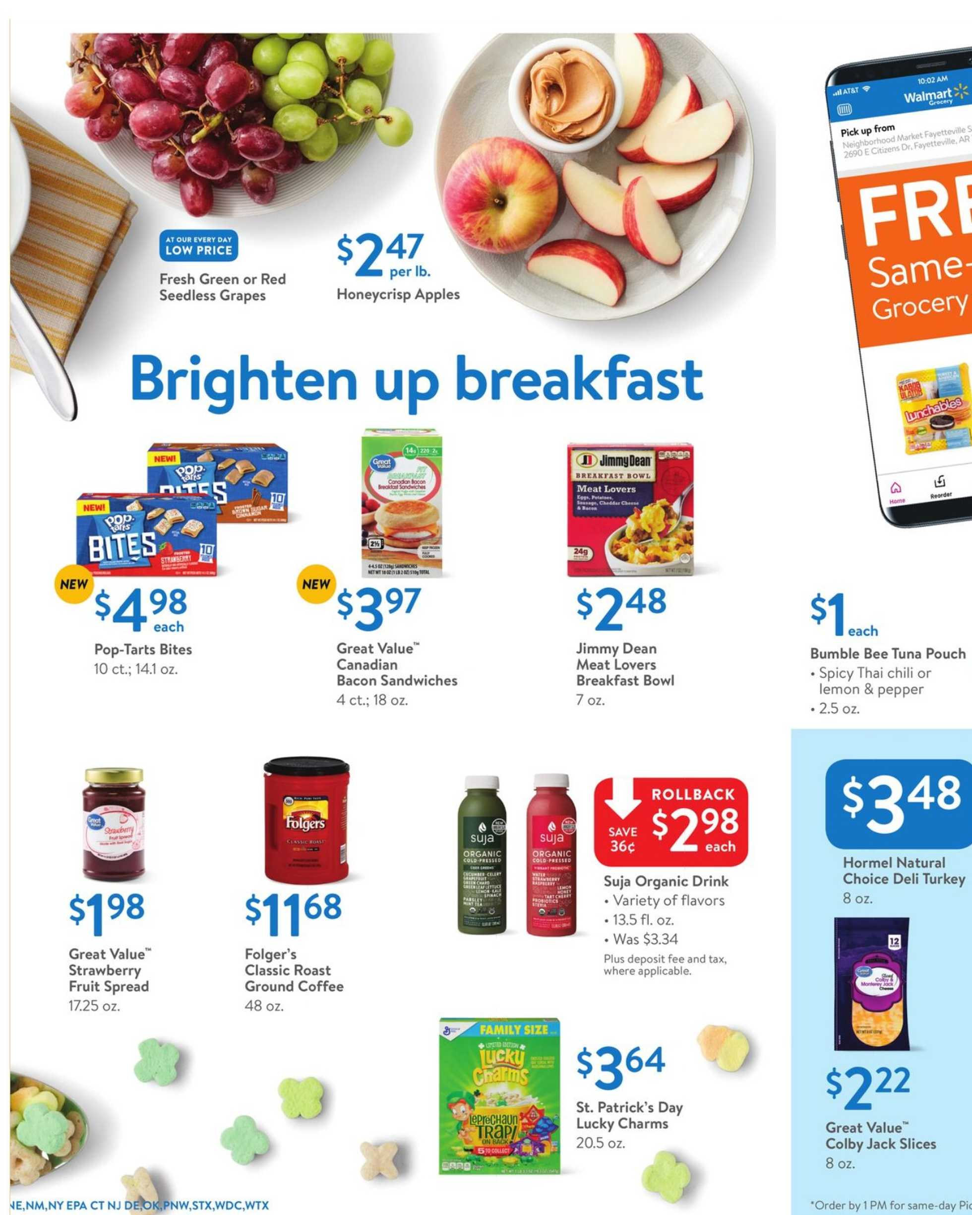 Walmart - deals are valid from 03/17/19 to 03/28/19 - page 3.