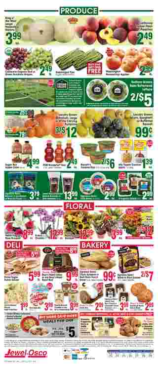 Jewel Osco - deals are valid from 09/23/20 to 09/29/20 - page 10.