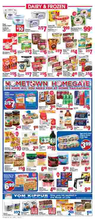Jewel Osco - deals are valid from 09/23/20 to 09/29/20 - page 5.