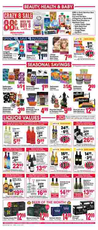 Jewel Osco - deals are valid from 09/23/20 to 09/29/20 - page 7.
