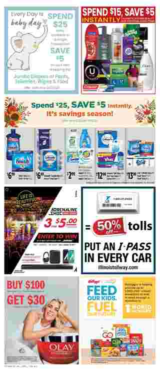 Jewel Osco - deals are valid from 09/23/20 to 09/29/20 - page 8.