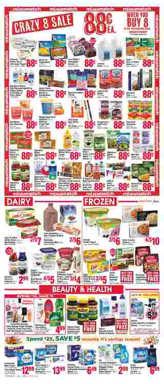 Jewel Osco - deals are valid from 09/23/20 to 09/29/20 - page 9.
