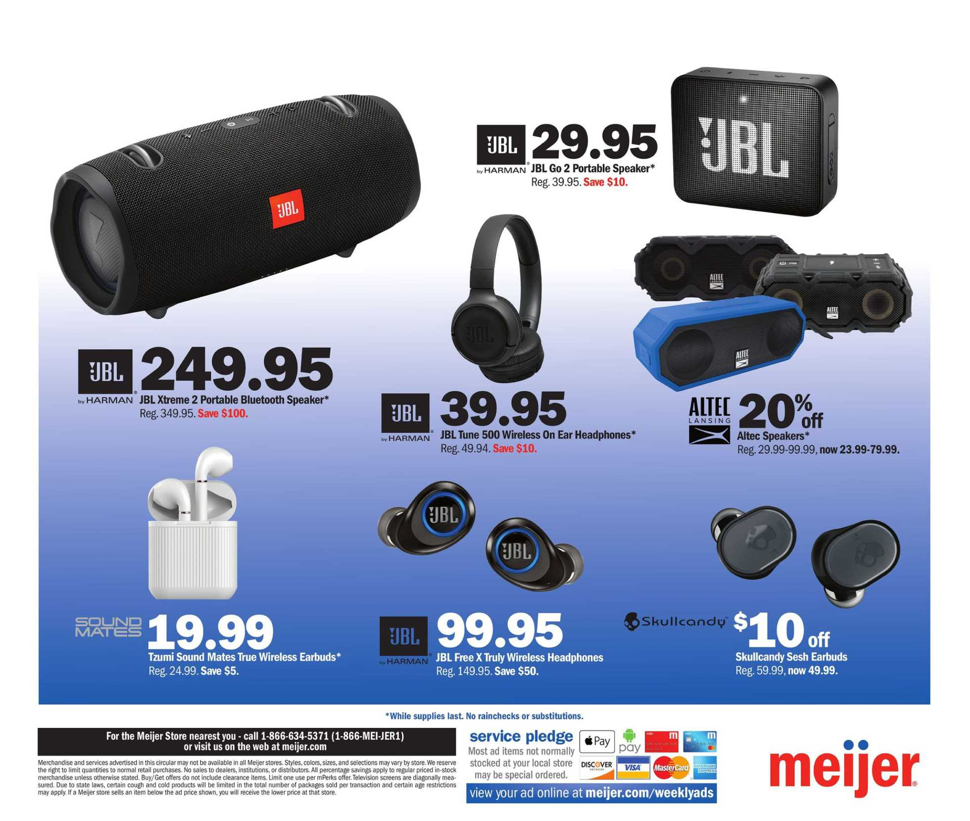 Meijer - promo starting from 02/23/20 to 02/29/20 - page 4.