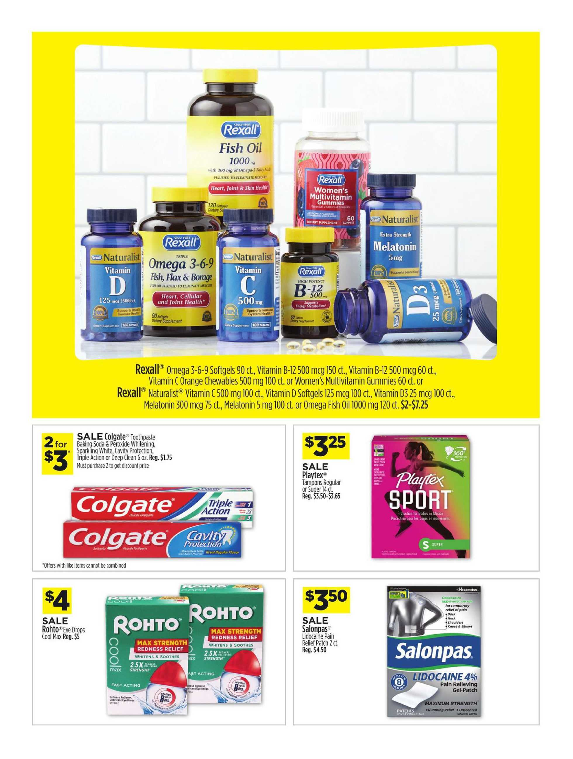 Dollar General - deals are valid from 08/16/20 to 09/19/20 - page 2.