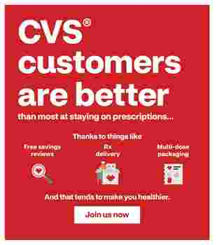 CVS - deals are valid from 10/06/19 to 10/12/19 - page 14.