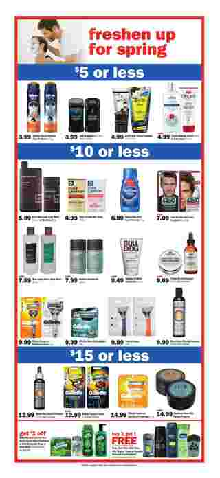 Meijer - deals are valid from 03/15/20 to 03/21/20 - page 8.