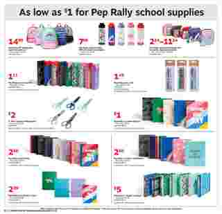 Staples - deals are valid from 09/13/20 to 09/19/20 - page 7.
