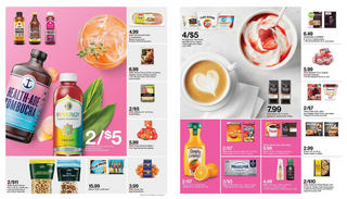 Target - deals are valid from 02/02/20 to 02/08/20 - page 11.