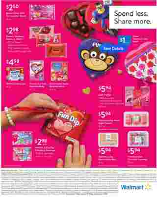 Walmart - deals are valid from 01/31/20 to 02/14/20 - page 14.
