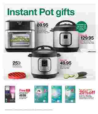 Target - deals are valid from 12/01/19 to 12/07/19 - page 12.