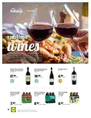 Lidl - deals are valid from 10/28/20 to 11/27/20 - page 12.