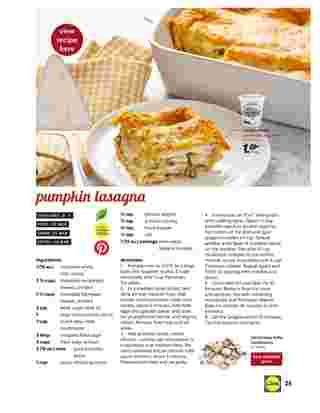 Lidl - deals are valid from 10/28/20 to 11/27/20 - page 25.