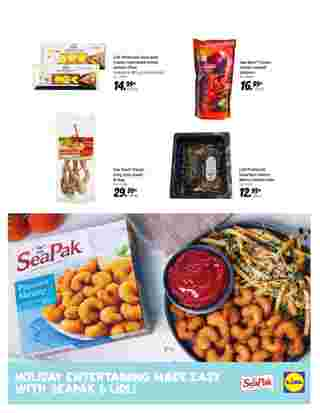 Lidl - deals are valid from 10/28/20 to 11/27/20 - page 29.