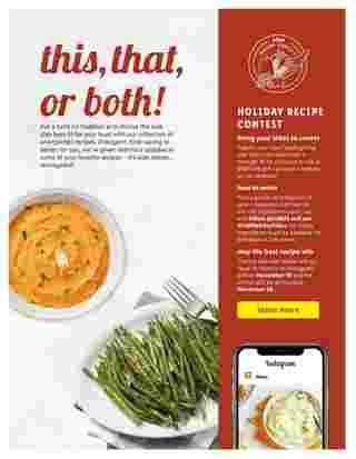 Lidl - deals are valid from 10/28/20 to 11/27/20 - page 31.