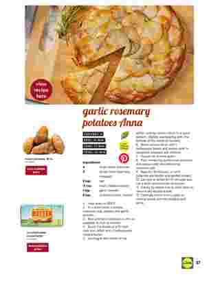 Lidl - deals are valid from 10/28/20 to 11/27/20 - page 37.