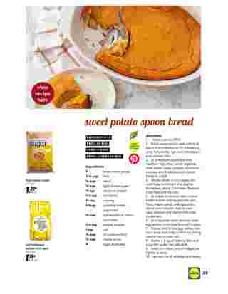 Lidl - deals are valid from 10/28/20 to 11/27/20 - page 39.