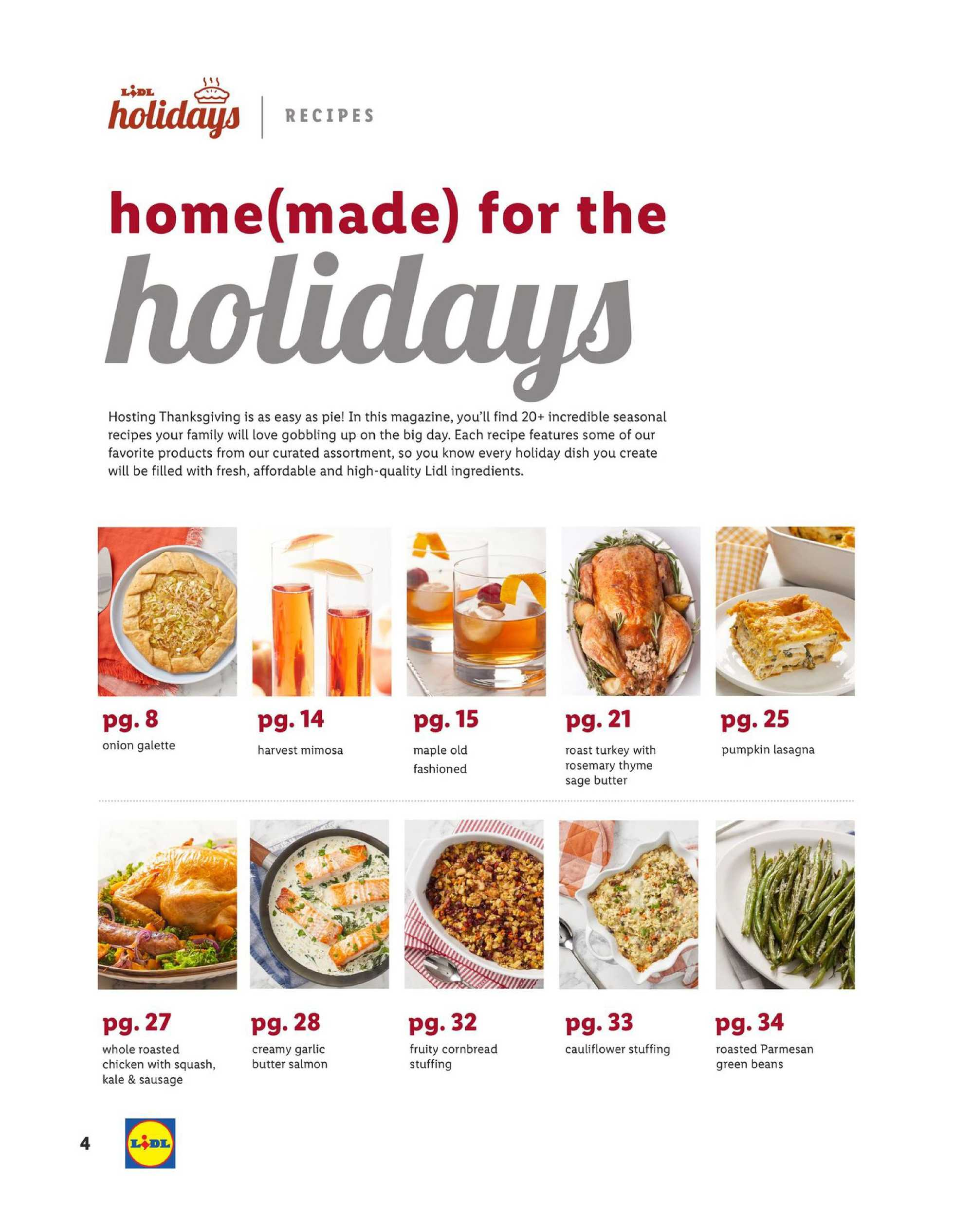 Lidl - deals are valid from 10/28/20 to 11/27/20 - page 4.