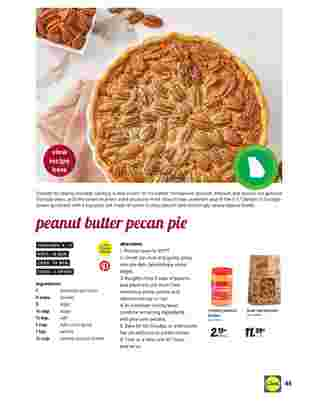 Lidl - deals are valid from 10/28/20 to 11/27/20 - page 45.
