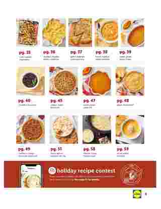 Lidl - deals are valid from 10/28/20 to 11/27/20 - page 5.