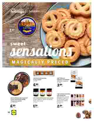 Lidl - deals are valid from 10/28/20 to 11/27/20 - page 52.