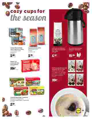 Lidl - deals are valid from 10/28/20 to 11/27/20 - page 53.