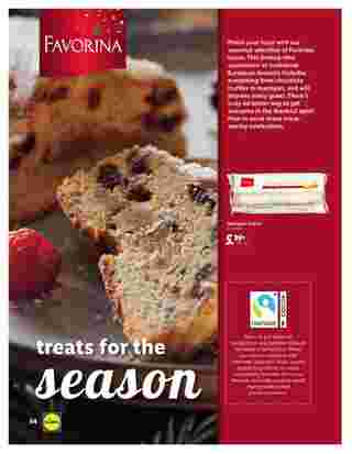 Lidl - deals are valid from 10/28/20 to 11/27/20 - page 54.